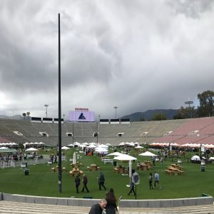 This years mastersoftaste at the rosebowlstadium is a true delighthellip