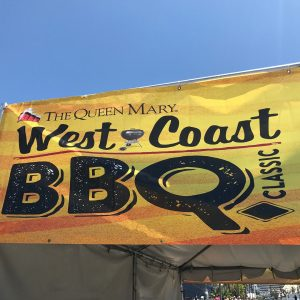 Grubbing at todays 6th Annual West Coast BBQ Classic athellip