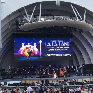 World premiere of lalaland In Concert A Livetofilm Celebration withhellip