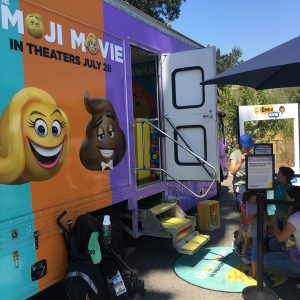 TheEmojiMovie is at the LA Zoo 10AM4PM Saturday and Monday!hellip