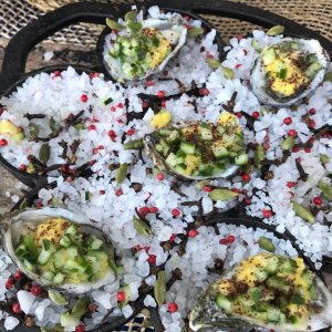 Delish! othseafoodfest today at the santamonicapier offthehookseafoodfestival santamonicapier santamonica beachhellip