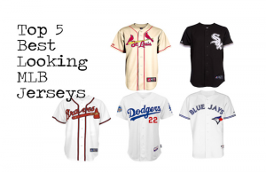 The Los Angeles Dodgers have one of the best looking MLB jerseys.