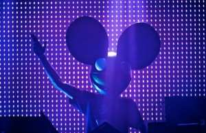 Deadmau5 is one of the many artists scheduled to perform at HARD Day of the Dead 2013. (Facebook/deadmau5)