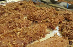 A look at pecan-crusted chicken. (www.crepesofwrath.net)
