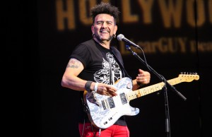 "Sergio Arau performing during ""Hecho en Mexico & Musical Friends"" on August 23, 2013 at the Ford Theatres in Los Angeles. (Marvin Vasquez/Living Out Loud LA)"