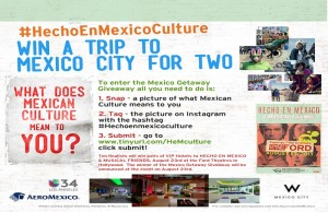 Mexico Giveaway