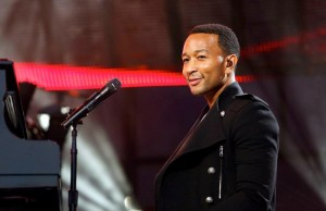 John Legend, who recently wed, is scheduled to perform on December 1 at the Nokia Theatre. (Facebook/John Legend)