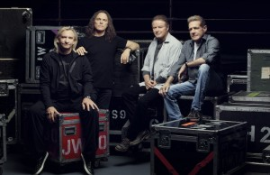 The Eagles, who debuted in the early 1970s, are scheduled to perform three times come January 2014 at the newly reinvented Forum in Inglewood, Calif. (James Glader)