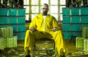 """This year, you could dress up as Walter White of """"Breaking Bad."""" (Facebook/Breaking Bad)"""