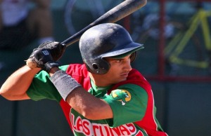 Several reports say that Cuban infielder Alexander Guerrero, pictured here, brings a power bat.