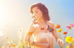 Katy Perry's latest album, Prism, tops the charts on Billboard. (Ryan McGinley)