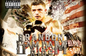 Brandon Bam Bam Rios Motivational Music will release November 19 under the label HiPower Entertainment.