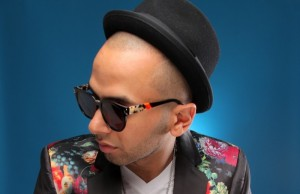 Sensato's catchy music style and fashion are undeniably unique.