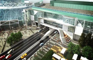 Plans are to make the new LA Convention Center Hall look like this. (AEG)