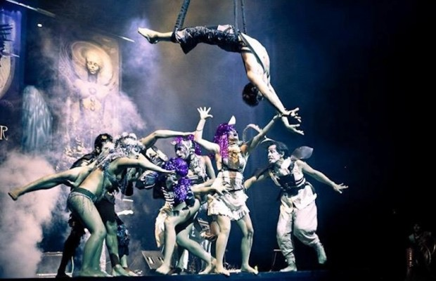 "Experience Lucent Dossier's new show, ""Solstice of the Dreamers,"" at the Fonda Theatre on Saturday. (Lucent Dossier)"