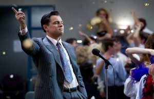 Leonardo DiCaprio as Jordan Belfort in the The Wolf of Wall Street. (Paramount Pictures)