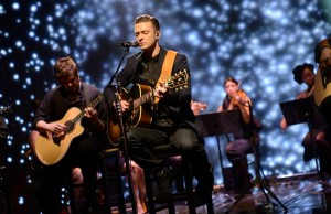 Justin Timberlake will perform August 12th at Staples Center. (Dana Edelson/NBC)