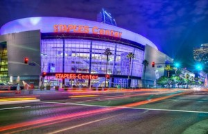 Staples Center is located in downtown Los Angeles. (Facebook/Staples Center)