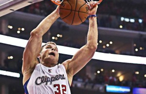 Blake Griffin posted 33 points. (Facebook/Los Angeles Clippers)