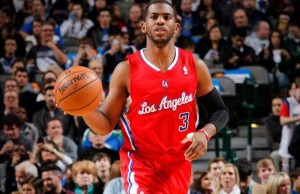 Chris Paul's absence will be felt by the Los Angeles Clippers. (Facebook/Los Angeles Clippers)