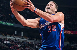 Blake Griffin had a game-high 26 points, 13 rebounds, and 7 assists. (Facebook/Los Angeles Clippers)