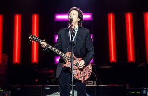 Paul McCartney has been announced as one to perform at this year's Grammys. (Facebook/Paul McCartney)