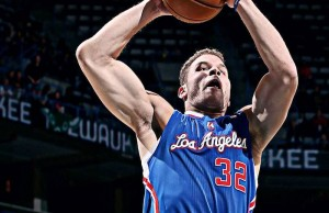 Blake Griffin had 20 points and five rebounds. (Facebook/Los Angeles Clippers)