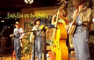 Krazy Kirk And The Hillbillies is a country music group. (Facebook/Kirk Wall and the Hillbillies)