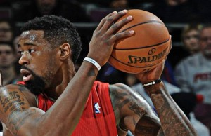 DeAndre Jordan had 16 points and 21 rebounds. (Facebook/Los Angeles Clippers)