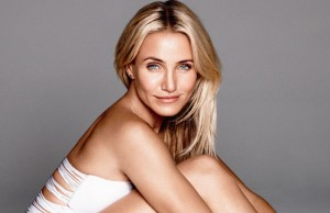 Cameron Diaz presents and signs copies of her recently released The Body Book at Vroman's on Saturday.
