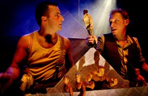 """Jason and the Argonauts"" runs through February 2 at Wallis Annenberg Center for the Performing Arts."