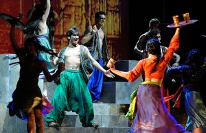 """""""Siddhartha, The Musical"""" was first performed at the maximum-security Opera Prison in Milan, Italy."""