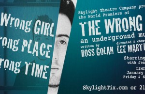 """""""The Wrong Man"""" begins on January 25th at the Skylight Theatre."""