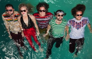 Dance to Youngblood Hawke's anthemic songs in the shadow of the dinosaurs at the Natural History Museum of Los Angeles' First Fridays.