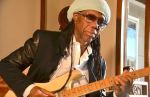 Nile Rodgers is a genius when it comes to music. (Facebook/Nile Rodgers)