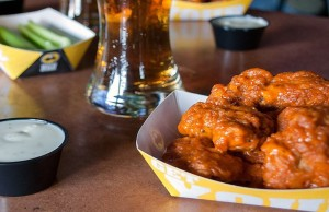 There are several Buffalo Wild Wings locations throughout the greater Los Angeles area. (Facebook/Buffalo Wild Wings)