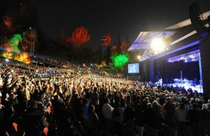 The Greek Theatre in Los Angeles. (Facebook/Greek Theatre L.A.)