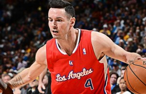 J.J. Redick will be sidelined indefinitely with a bulging disc in his lower back. (Facebook/Los Angeles Clippers)