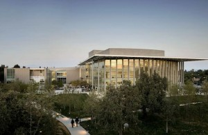 The Valley Performing Arts Center is located within the campus of Cal State Northridge in Northridge, Calif. (Facebook/Valley Performing Arts Center)