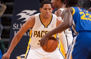 Danny Granger is expected to add experience and depth to the Clippers' roster. (Facebook/Indiana Pacers)