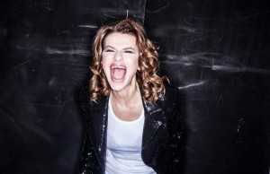 Sandra Bernhard brought her show to UCLA's Royce Hall on Saturday, February 15, 2014.