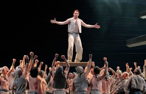 Liam Bonner as Billy Budd. (Robert Millard)