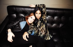 Swedish duo Icona Pop to make special appearance at Universal CityWalk (Fredrik Etoall)