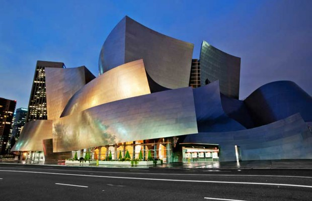 Walt Disney Concert Hall is set to host a myriad of illustrious artists for the 2014-2015 season. (LA Phil)