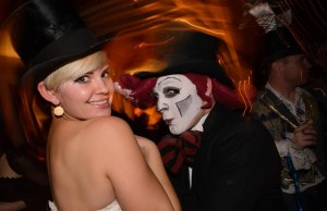 The Edwardian Ball took place at The Fonda Theatre. (Alex Stover)
