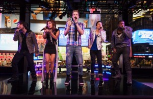 Los Angeles' a cappella powerhouse Pentatonix takes over the Orpheum for a two nights this weekend. (Andrew Ryan Shepherd)