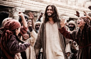 Diogo Morgado plays Jesus in Son of God. (20th Century Fox)