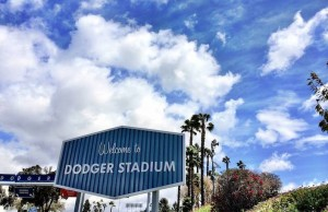 The Dodgers unveiled the stadium's new enhancements. (Facebook/Los Angeles Dodgers)