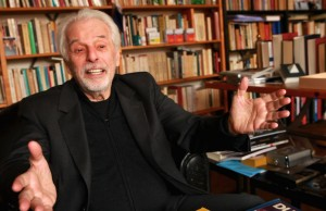 Chilean-French film director Alejandro Jodorowsky. (David Cavallo/Sony Pictures Classics)