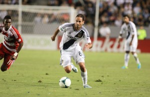 Marcelo Sarvas will be an integral part of the Los Angeles Galaxy in 2014. ((Rafael Orellana/Living Out Loud LA))